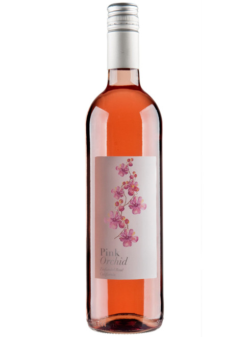 Pink Orchard Zinfandel Rose Wine - USA 75cl