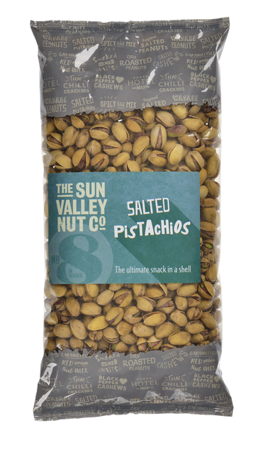Sun Valley Weigh Out Peanuts - Pistachio Nuts 750g Bag