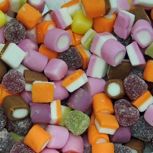Confex Dolly Mixture Weigh Out Bag 3kg