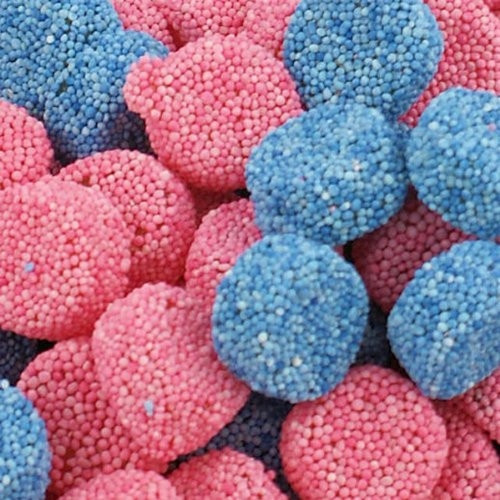 Confex Jelly Buttons Weigh Out Sweets 3kg