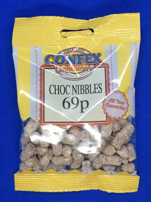 Confex Choc Nibbles  69p x 12