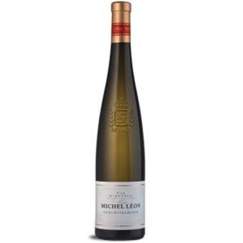 Michel Leon Gewurztraminer - Alsace White Wine 75cl