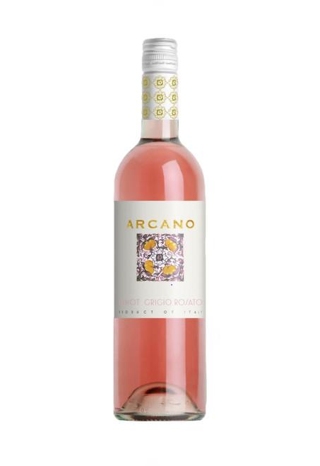 Arcano Pinot Grigio Rose Wine IGT - Italy 75cl