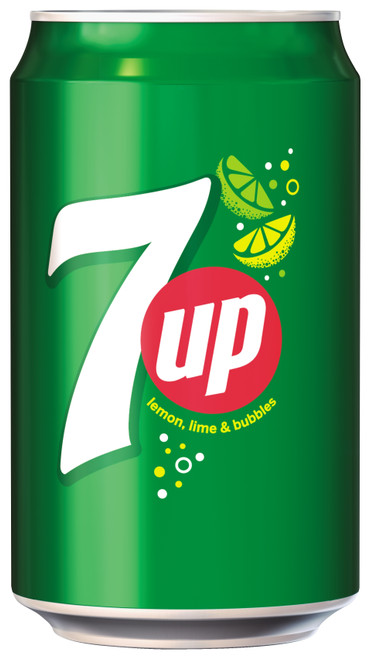 7up Cans 330ml x 24