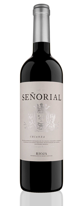 Senorial Crianza Rioja - Spain Red Wine 75cl