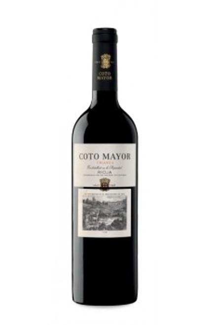 Coto Mayor Crianza Rioja - Spain Red Wine 75cl