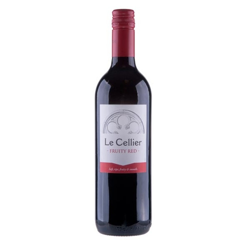 Le Cellier- France - Red Wine 75cl
