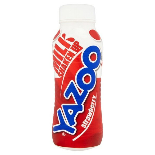 Yazoo Strawberry 400ml x 10