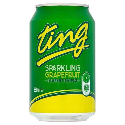 Ting Grapefruit Crush 330ml x 24