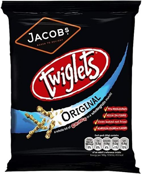 Twiglets Carded 45g x 12