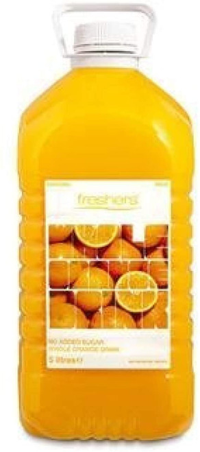 Freshers Cordial Orange 5ltr