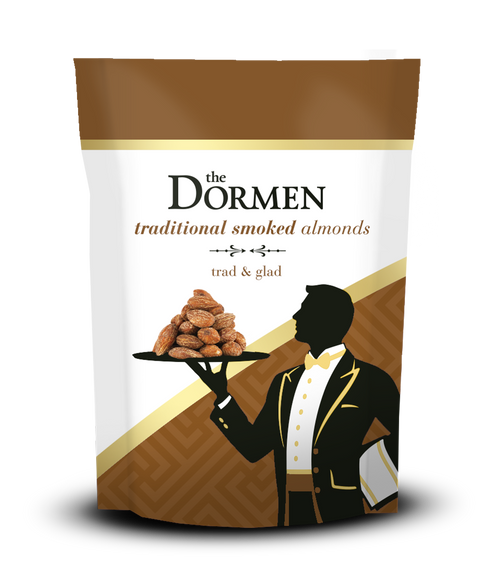 Dormen Traditional Smoked Almond Nuts 24 x 50g