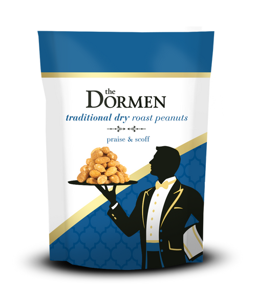 Dormen Traditional Dry Roasted Nuts 24 x 50g