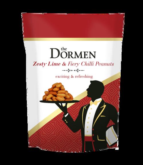 Dormen Zesty Lime & Fiery Chilli Peanut & Cashew Mix 24 x 50g
