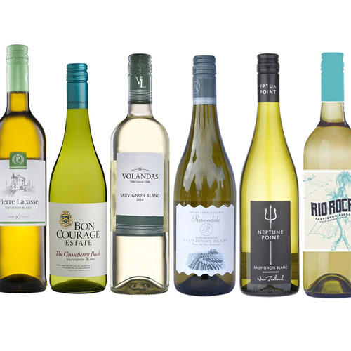 Sauvignon Blanc White Wine Mixed Case 75cl x 6