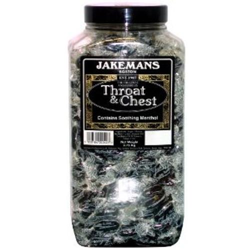 Jakemans Throat Chest Sweets Jar 2.75kg