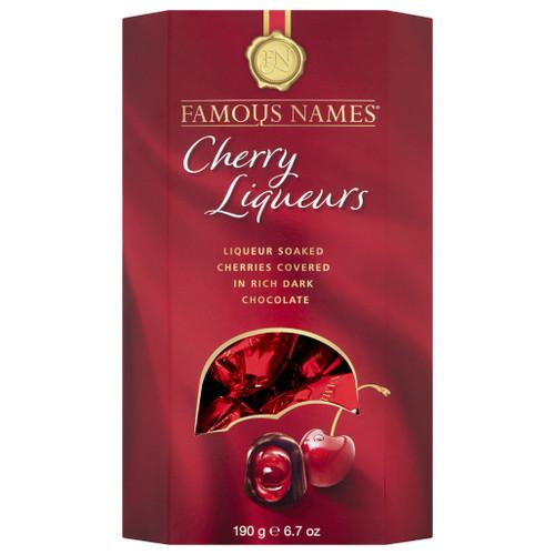 Elizabeth Shaw Famous Names Cherry Liqueurs 190g