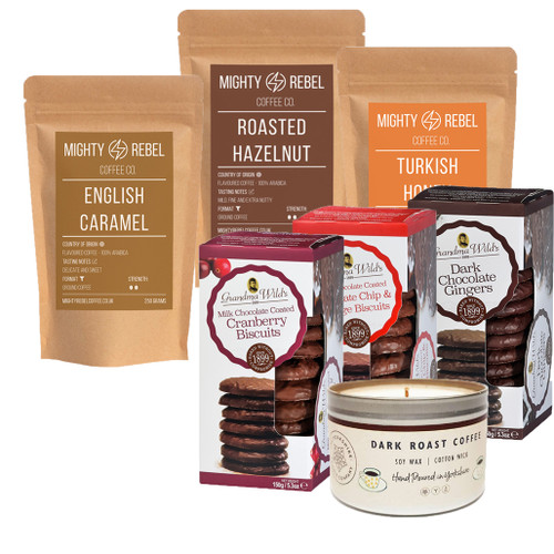 Coffee & Chocolate Lovers Hamper Gift Set