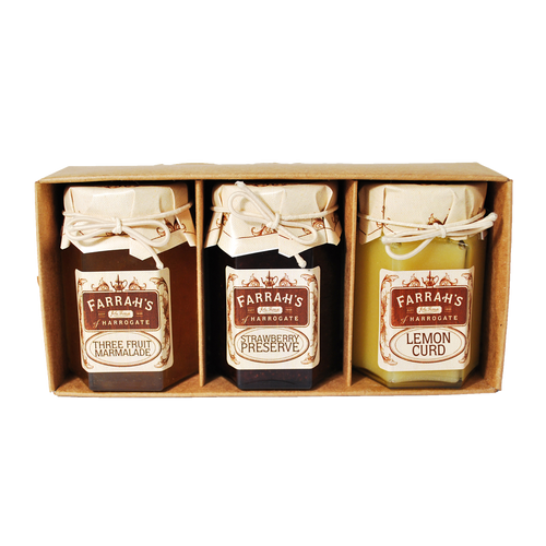 Farrahs of Harrogate - Jam Gift Box