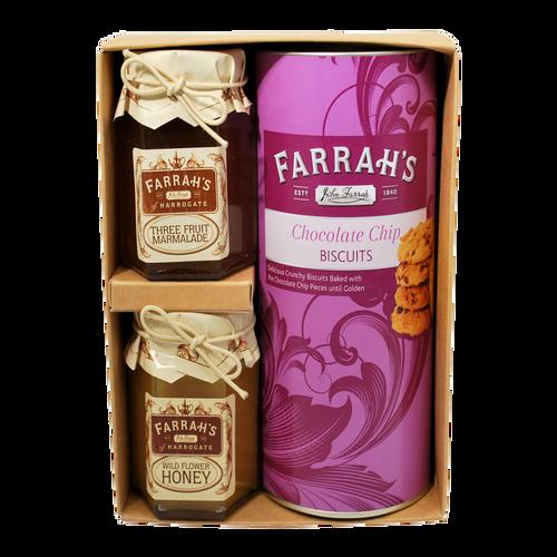 Farrahs of Harrogate - Biscuits & Jam Gift Box