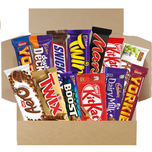 Munchies Chocolate Snack Box