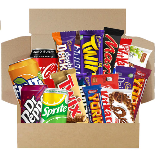 Munchies Sweet Snack Box