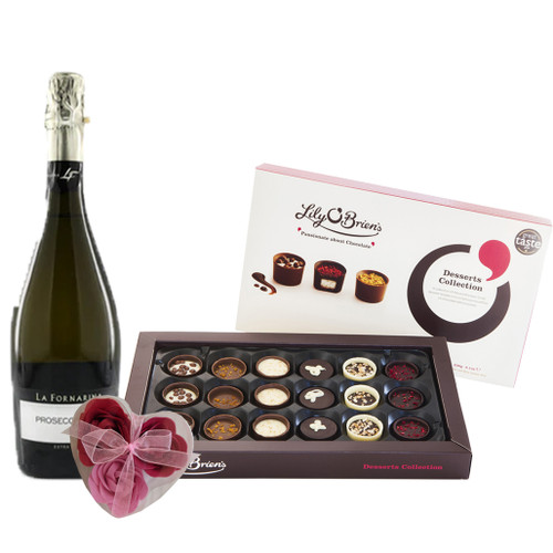 Rose's are Red Gift Hamper