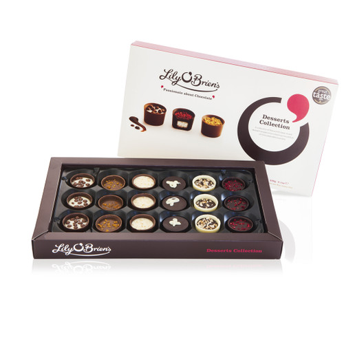 Elizabeth Shaws - Lizzy O'Brians Desserts Collection Chocolates 230g