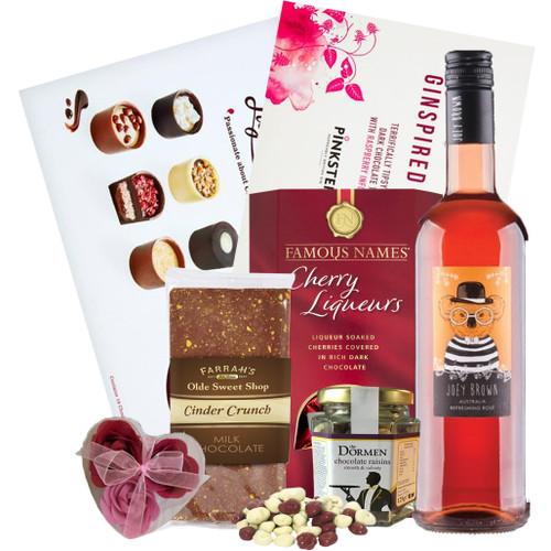 Heart Throb Valentines Gift Hamper