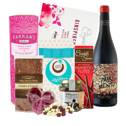 Secret Admirer Valentines Gift Hamper