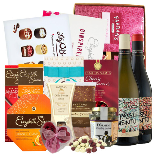 Couples Retreat Valentines Gift Hamper