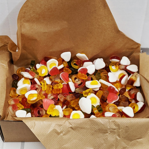 Sweetie Munchie Snack Box - Haribo Starmix Sweets 1kg