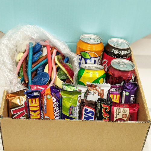 The Big Night In Munchie Snack Box