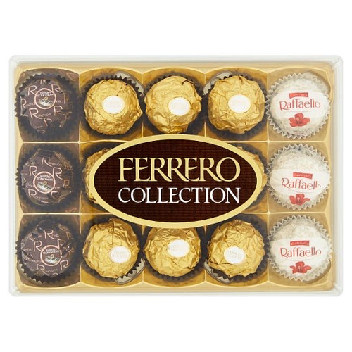 Ferrero Collection 15 pieces 172g