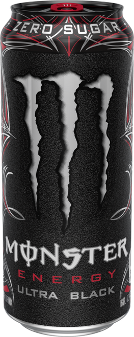 Monster Energy Ultra Black (Non Price Marked) 500ml x 12
