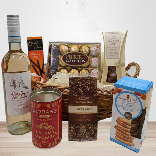 Basket of Goodies Gift Hamper