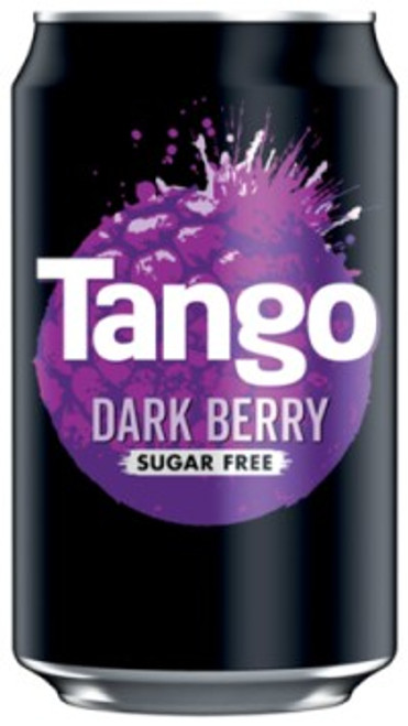 Tango Dark Berry Cans 330ml x 24