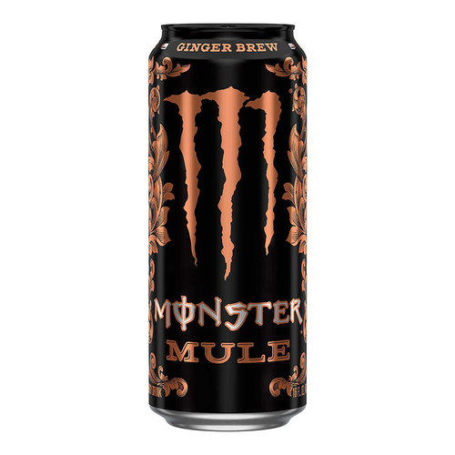 Monster Energy Mule Cans (Non Price Marked) 500ml x 12