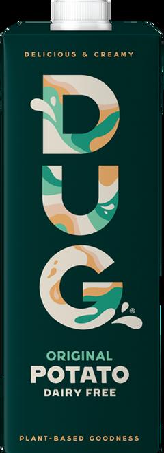 Dug Plant Based Milk - Original 1ltr x 6