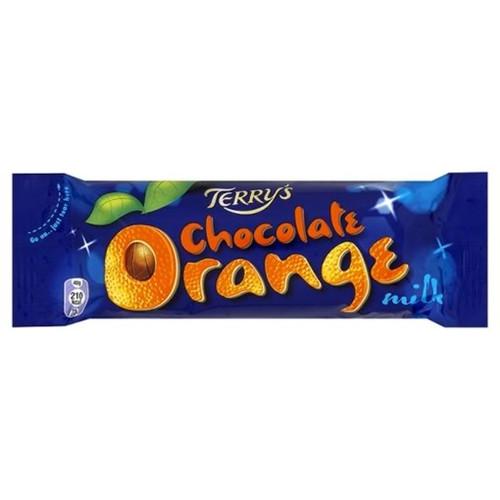 Terrys Chocolate Orange Bars 35g x 30
