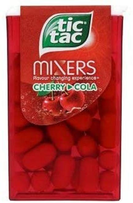 Tic Tac Cherry Cola 18g x 24