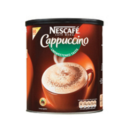 Nescafe Cappuccino Unsweetened Instant Coffee 1kg