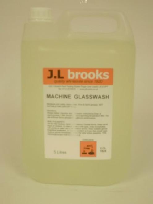 Machine Cabinet Glass Washer Detergent 5ltr