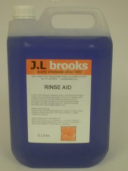 Machine Cabinet Rinse Aid 5ltr