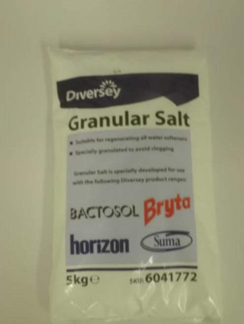 Granular Dishwasher Salt 1 x 10kg