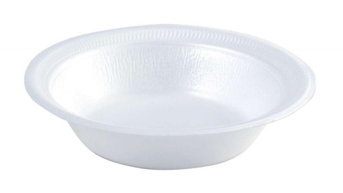 Polystyrene Disposable Bowls 8oz x 100