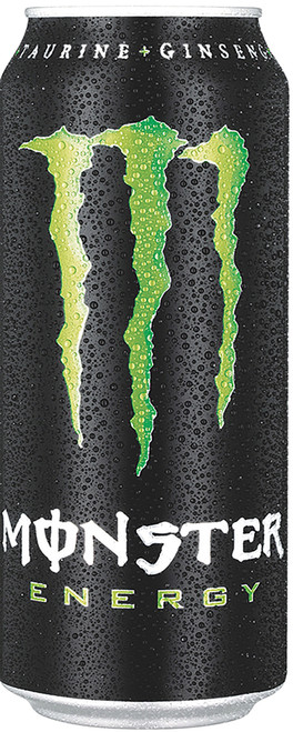Monster Energy Origin (Green) Cans (Non Price Marked) 500ml x 12