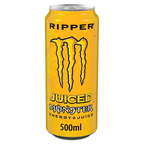 Monster Energy Ripper Cans 500ml x 12