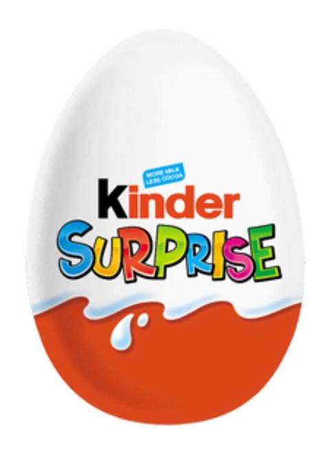 Kinder Egg Surprise x 48