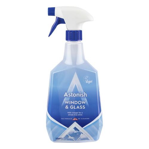Astonish Window & Glass Cleaner Trigger Spray 750ml
